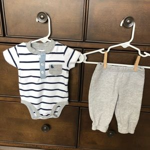 Brand New Carter's 2 Piece Outfit - 3 months